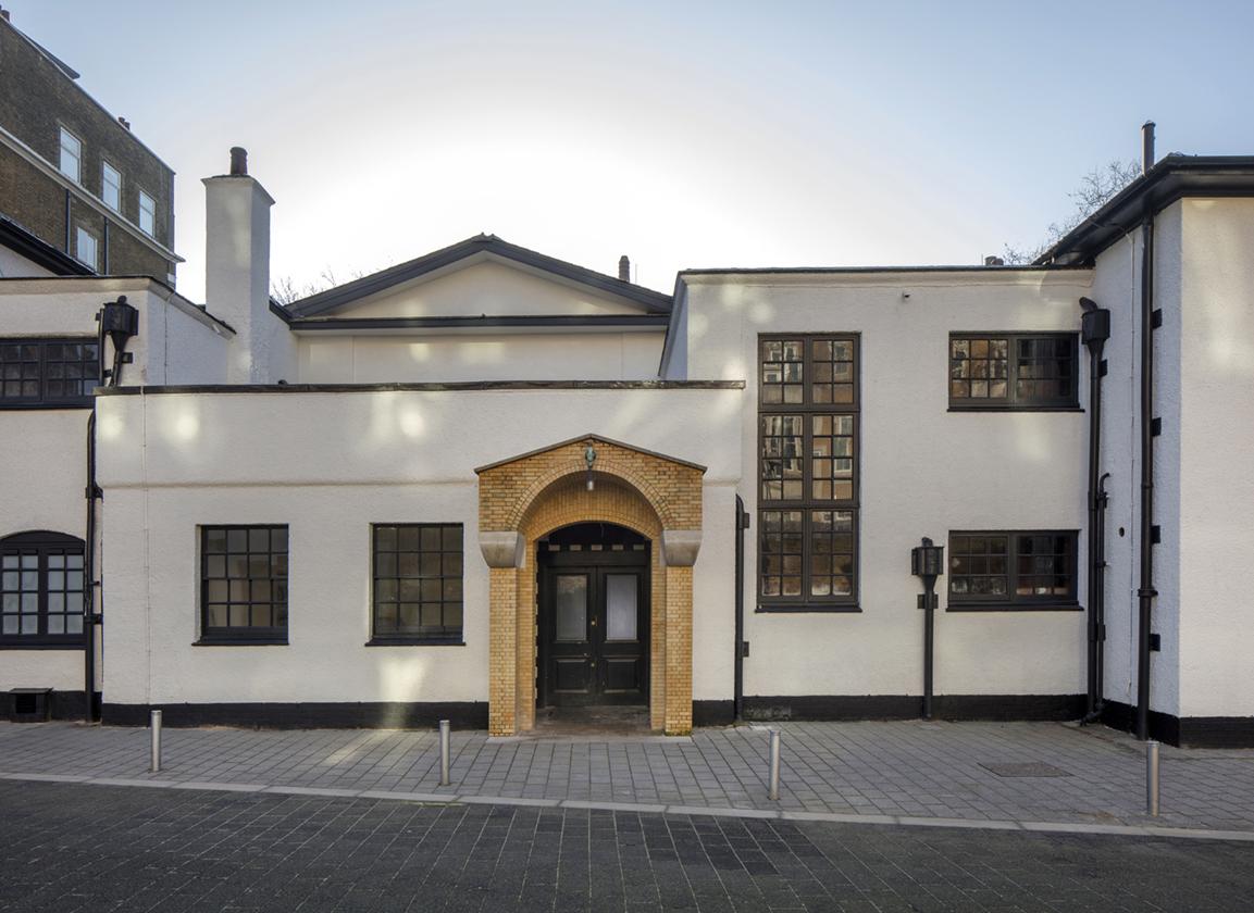 Thorpe Lodge Entrance