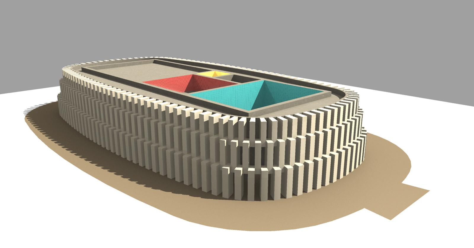 Turkestan Museum Model