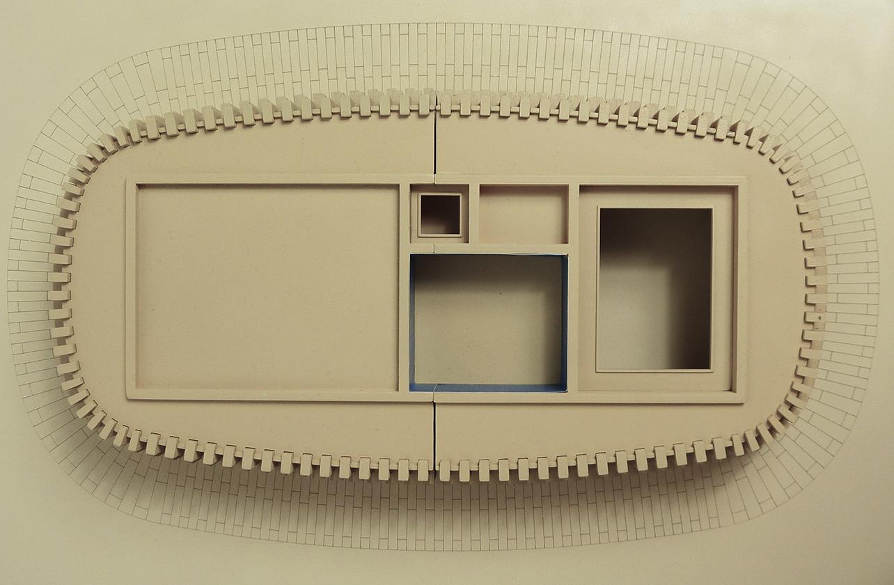 Turkestan Museum Model 2